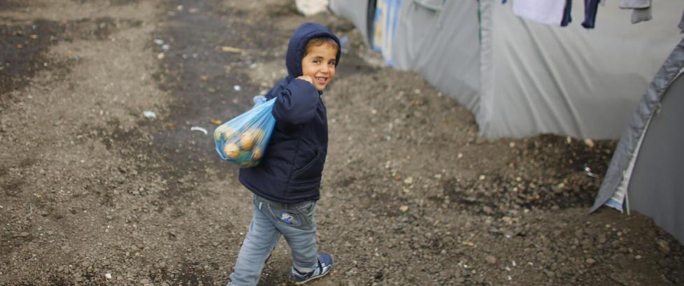 Regjeringen vil gi 70 millioner ekstra til arbeidet for syriske flyktninger