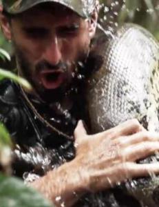 TV-seere forbanna etter at Anakonda-mannen ikke ble spist levende