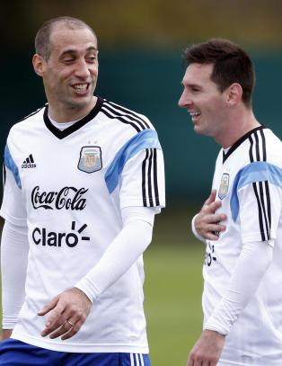 Treningsanlegget som fikk Messi til � m�pe