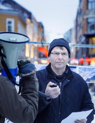 NRK presenterte konspirasjons- teoretiker og UFO-foredragsholder som �uavhengig forsker� i vaksinedebatt