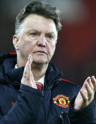 Van Gaal mener forsvaret til United er godt nok: - Vi trenger ikke kj�pe spillere
