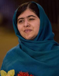 Reagerer på at menn har fått instruks om å ikke håndhilse på Malala (17) under Nobel-besøket