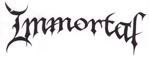 STRIDENS KJERNE: Immortal-logoen slik den framst�r i Abbaths s�knad til patentstyret.