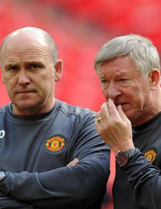 Fergusons h�yre h�nd peker ut grunnen til Uniteds skadekrise