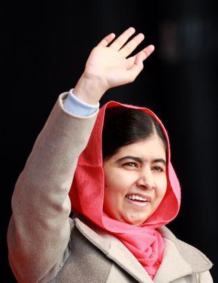 Malala kan tenke seg � bli statsminister i Pakistan