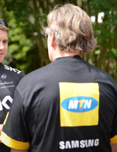 Boasson Hagen merker knapt forskjell fra Team Sky