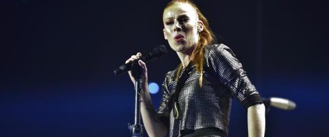 Gabrielle tok Nobelkonserten med storm