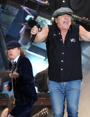 AC/DC til Norge