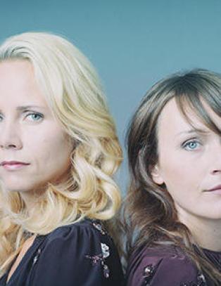 Duoen Marte Wulff og Charlotte Qvale svarer p� kritikken mot julesangen deres.