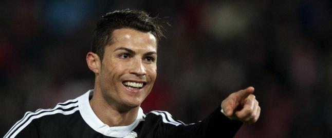 Real Madrid med sin 20. strake seier