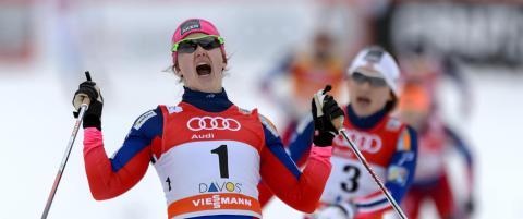 Flugstad �stberg vant sprinten - femdobbelt norsk
