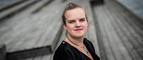Liv-Christine (19) er den siste vinneren i elevenes eget diktforum