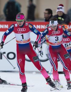 Synes du vi vinner for mye? N� er k� av nye norske skistjerner.