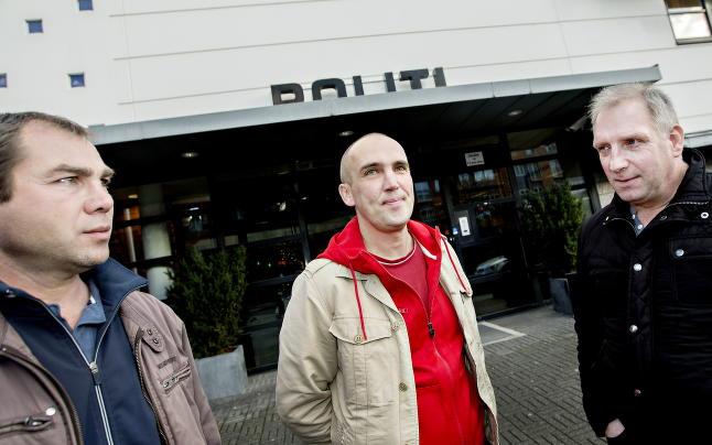 P� jobb i Norge - uten penger til mat