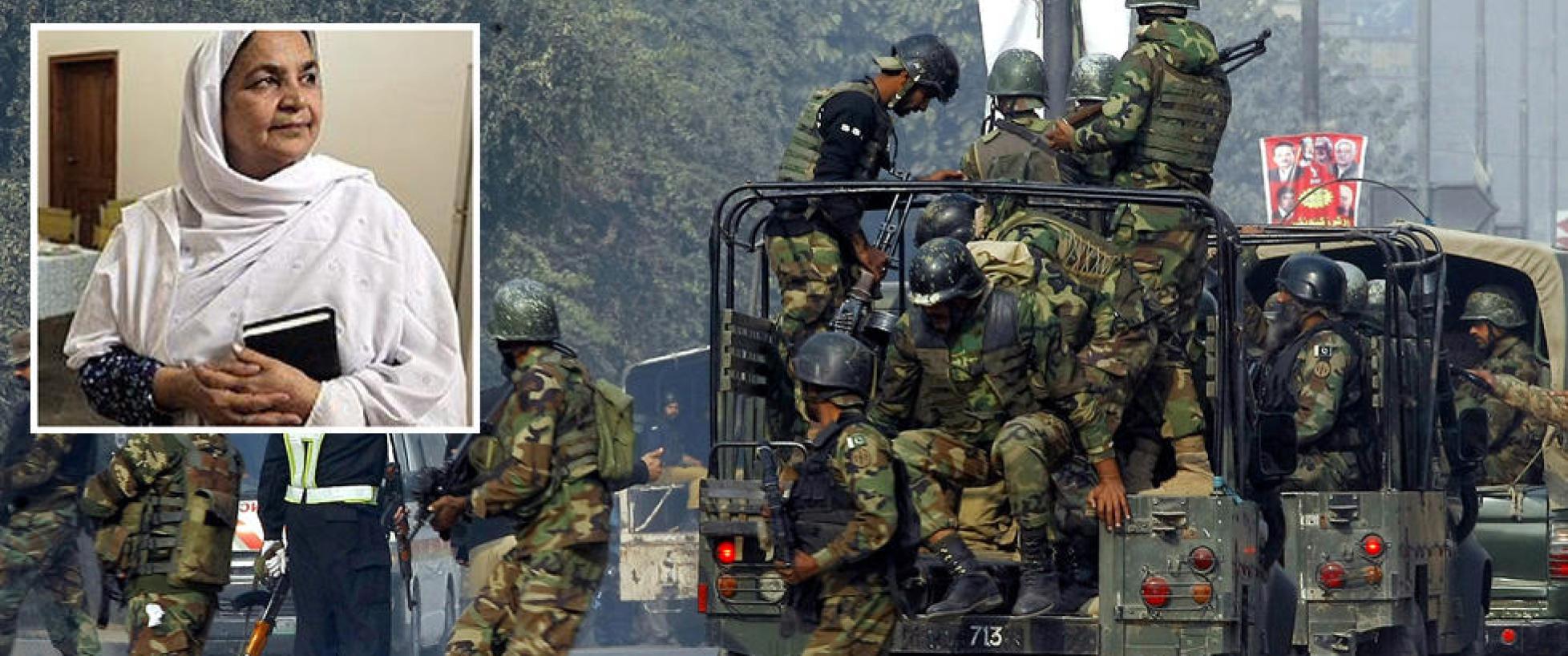 omringet af taliban