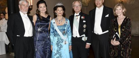 May-Britt Mosers kjole er et stilig �fuck off� til skj�nnhetstyranniet