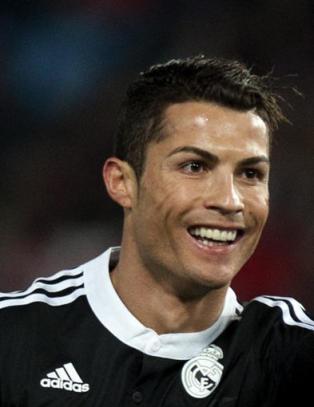 Her er 60 000 kroners julegaven fra Ronaldo til alle lagkameratene