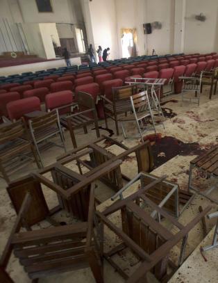 - Har p�grepet fire mistenkte  etter skolemassakren i Pakistan