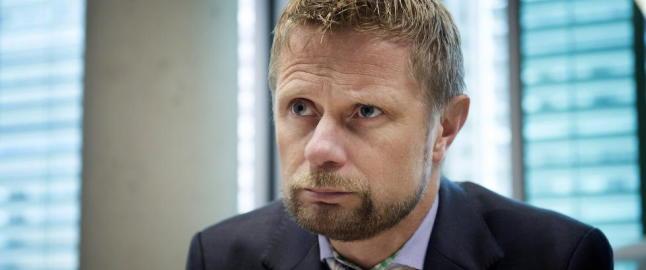 Sykehusbr�ket fortsetter: Partifeller i Kristiansund mener H�ie er inhabil