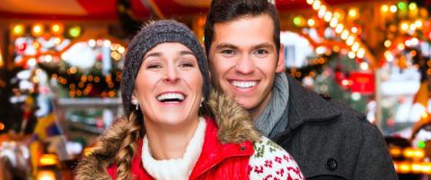 Slik bevarer du julefreden i parforholdet