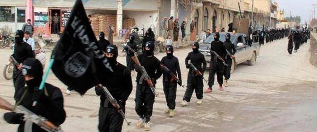 IS-kvinnene: -�De lager mat og st�tter mennene