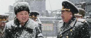 Putin inviterer Kim for � feire krigsseier
