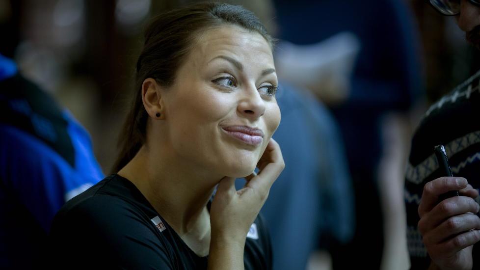 PROFIL: Nora M�rk er blitt en av EMs aller st�rste h�ndballnavn. N� havner hun ogs� p� danske k�ringer - som ikke bare handler om h�ndball.Foto: Bj�rn Langsem / Dagbladet
