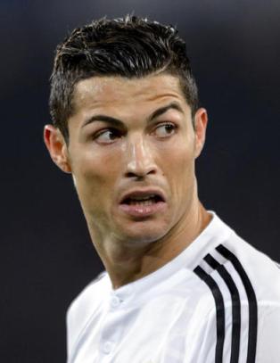 Cristiano Ronaldo avsl�rer kj�restens uvaner: - Hun stjeler dem hele tiden