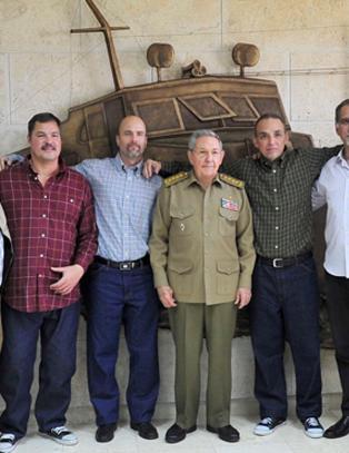 En �pning for Cuba