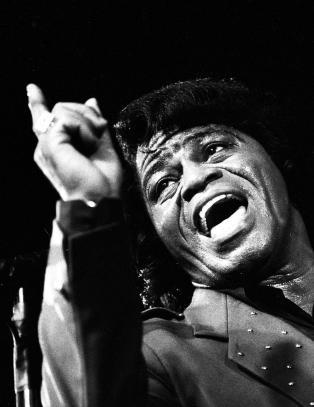 Hiphop begynte p� ei juleplate av James Brown