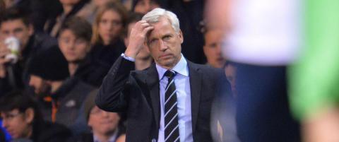 Keeperkrisen vil ingen ende ta for Newcastle. Tre keepere skadet