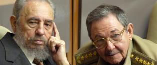 - Alle er enige om at Castro m� bort. Sp�rsm�let er hvordan det kan skje