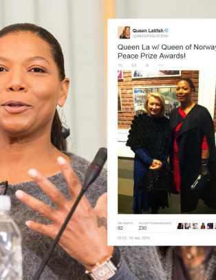 �Queen La w/ Queen of Norway�