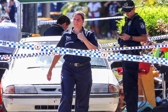 Mor funnet skadd sammen med �tte drepte barn i Australia