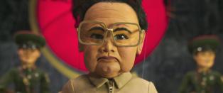 Stanser kinovisning av ogs� denne Nord Korea-filmen