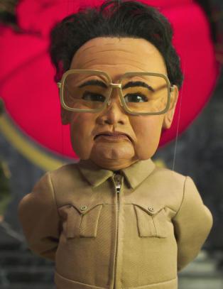 Stanser kinovisning av mer Nord Korea-satire