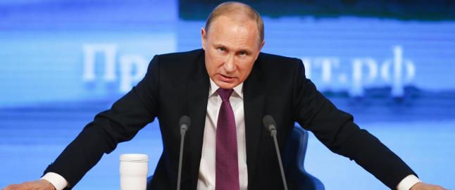 EU vil ha �radikal holdnings- endring� fra Putin