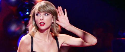 N� gj�r det ikke noe at hun har forlatt Spotify