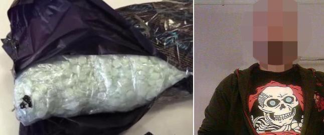 S�rlending (33) tiltalt for � ha smuglet 91 000 valium-piller gjennom Tyrkia
