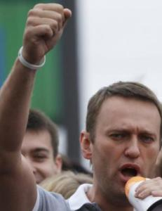 Vil ha ti �rs fengsel for Putin-kritikeren Navalnyj