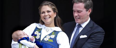 Prinsesse Madeleine flytter fra USA