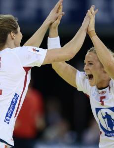 Norge til EM-finale: - Vi herjet med svenskene