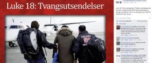 Sterke reaksjoner p� FpU- julekalender p� Facebook