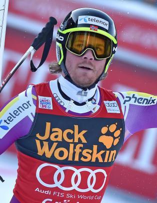 Kjetil Jansrud er s� god at det er fort gjort � glemme Aksel Lund Svindals skade