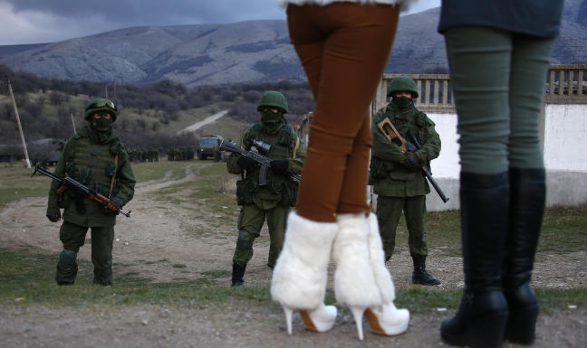 - Velkommen til Krim-halv�ya
