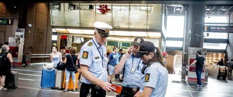 Terroralarmen i sommer: Tok for lang tid for politiet � f� bistand fra Forsvaret