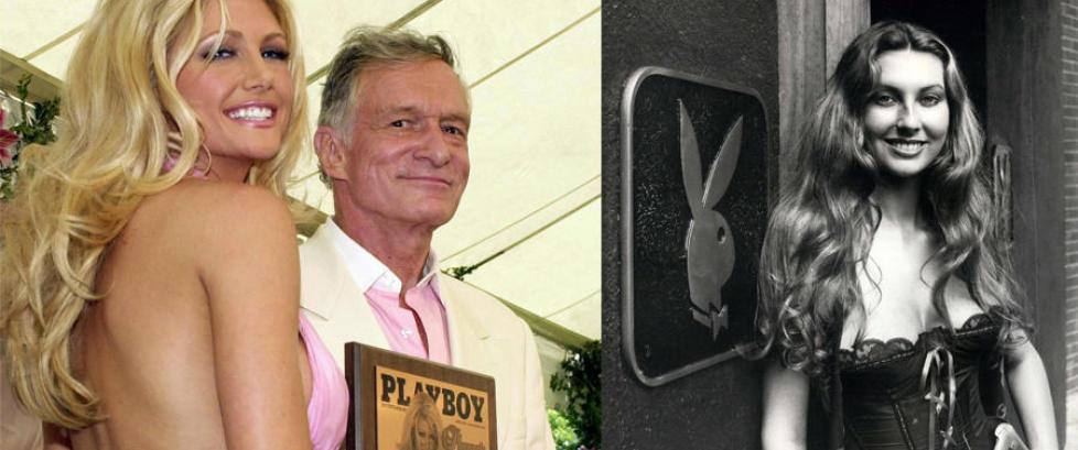 Slik gikk det med Hugh Hefners Playboy-kj�rester