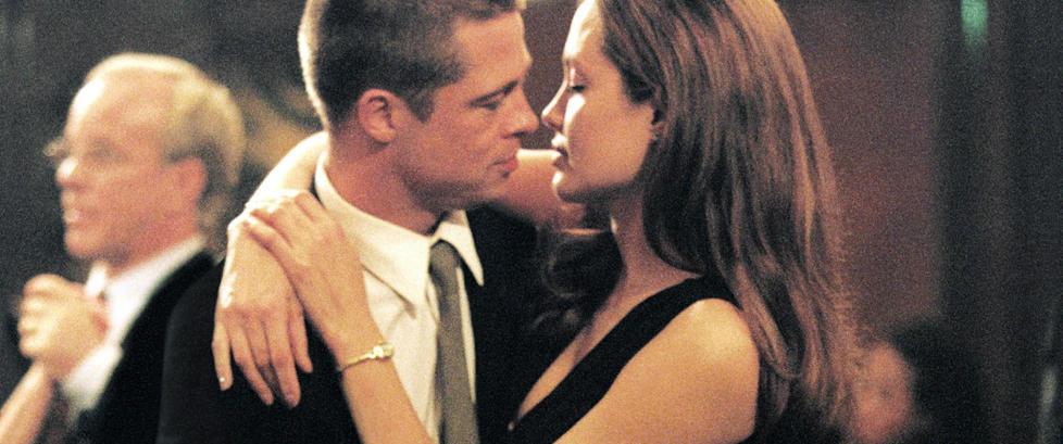 Angelina Jolie regisserte egen sexscene med Brad Pitt