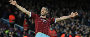 Carroll i storform da West Ham sikret nok en seier