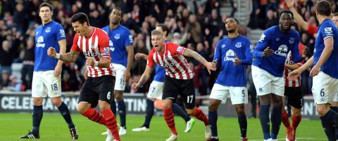 Southampton stoppet skrekkrekken